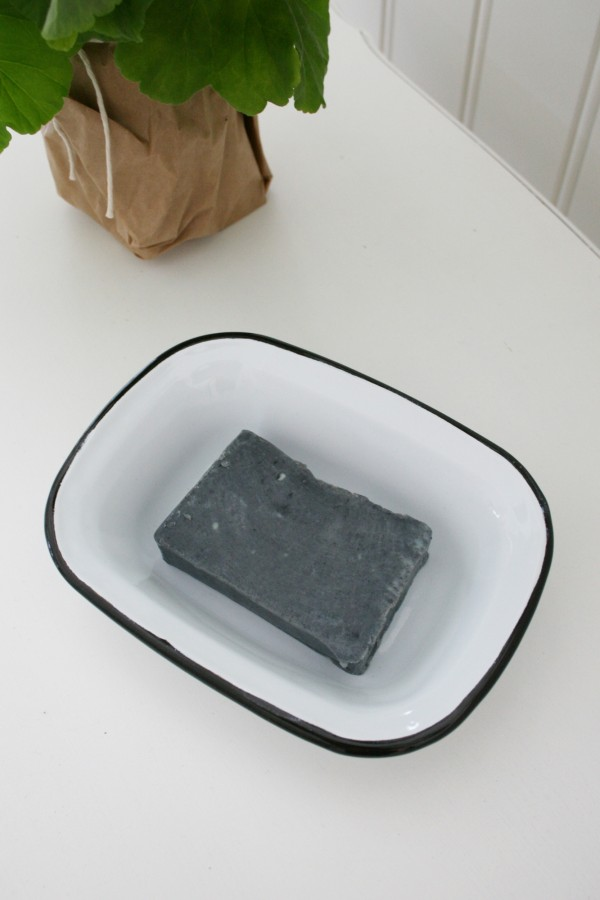 Handgjord Tvål - Activated Charcoal